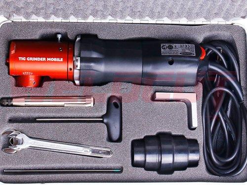 Sharpener for tungsten electrodes TIG GRINDER 42,0510,0164