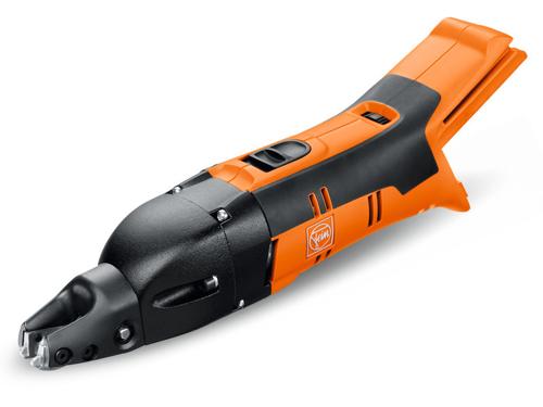 Cordless slitting shears Fein ABSS 18 1.6 E