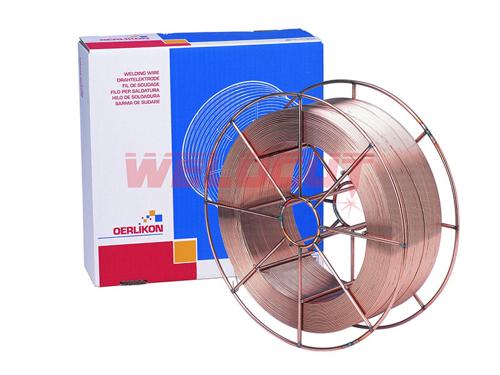 Nickel and Copper alloys wire Oerlikon COPPERFIL CuSi3