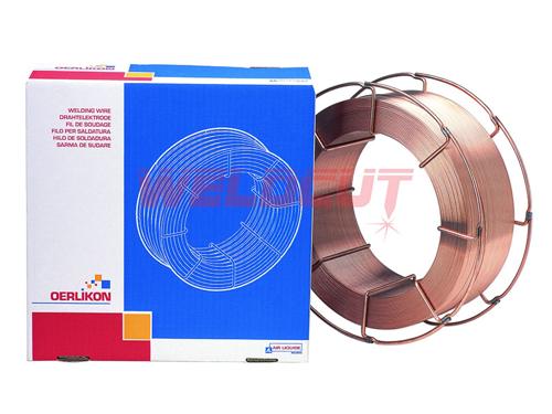 Rutile flux cored wire Oerlikon FLUXOFIL 19 HD