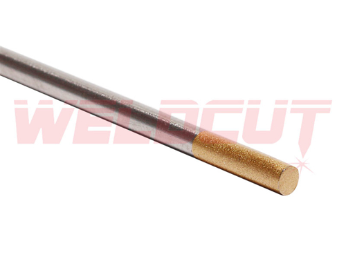 Tungsten electrode WL15 Ø3.2mm x 175mm