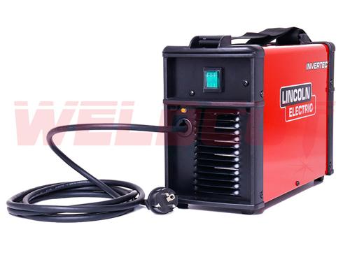 Lincoln Electric Invertec 165 SX (PFC) Elektroden Schweißgerät