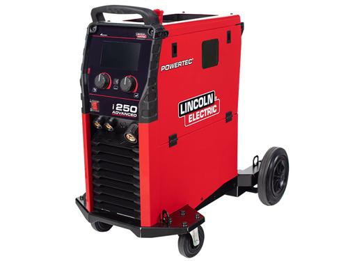 Lincoln Electric Powertec i250C Advanced MIG MAG Schweißgerät K14285-1