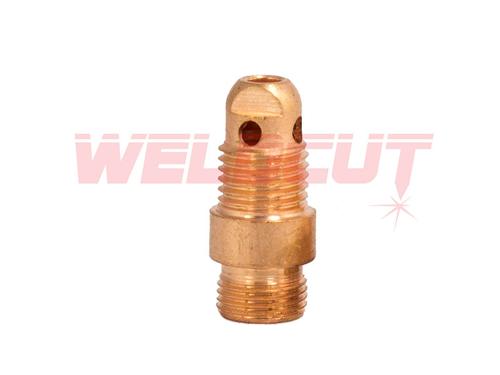 Łącznik tulejki zaciskowej krótkiej Ø1.6-3.2mm 17CB20