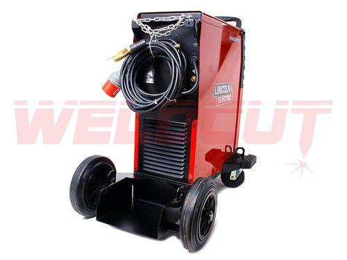 Półautomat spawalniczy Lincoln Electric Powertec i320C Advanced