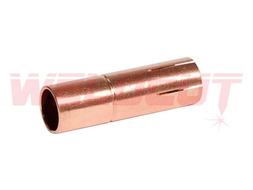 Газовое сопло цилиндрическое ø17 42,0001,5172