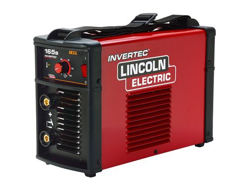 Инверторный сварочный аппарат Lincoln Electric Invertec 165S