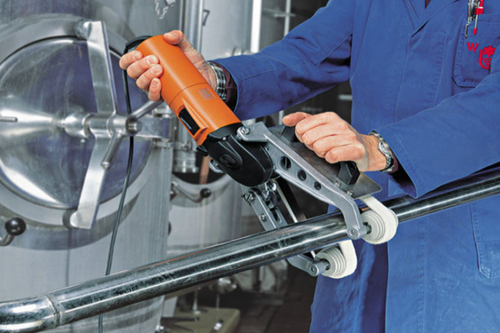 Шлифовальная машина для труб комплект Fein RS 12-70 E